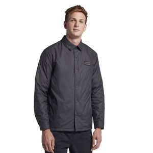 NWT Hurley Quilted Oakland Shacket M